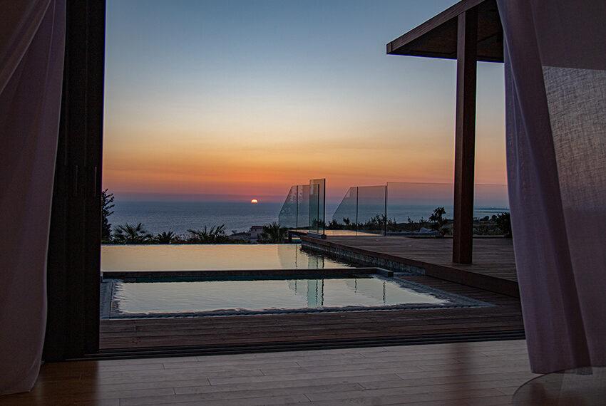 Luxury villa for sale with fantastic views Aphrodite hills resort Paphos_12