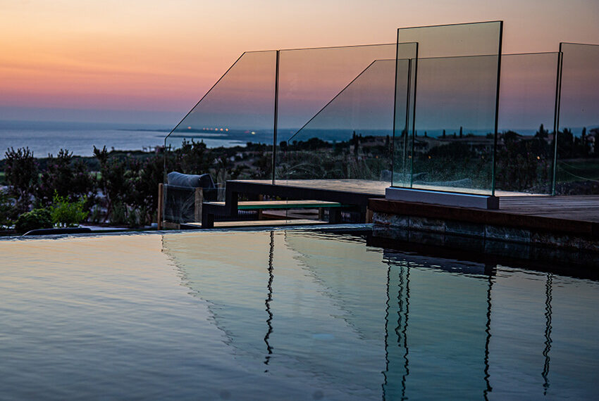 Luxury villa for sale with fantastic views Aphrodite hills resort Paphos_13