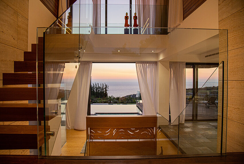 Luxury villa for sale with fantastic views Aphrodite hills resort Paphos_14