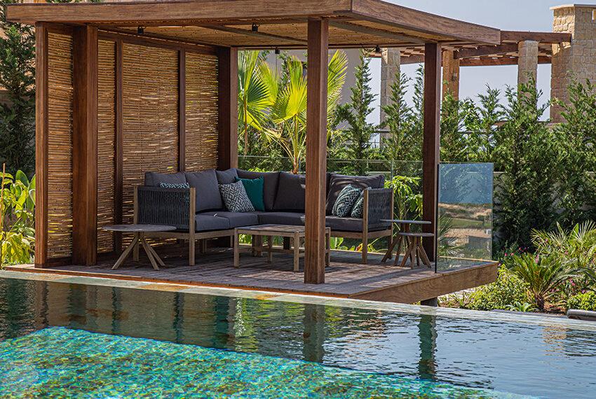 Luxury villa for sale with fantastic views Aphrodite hills resort Paphos_20