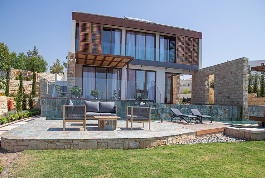 Luxury villa for sale with fantastic views Aphrodite hills resort Paphos_25