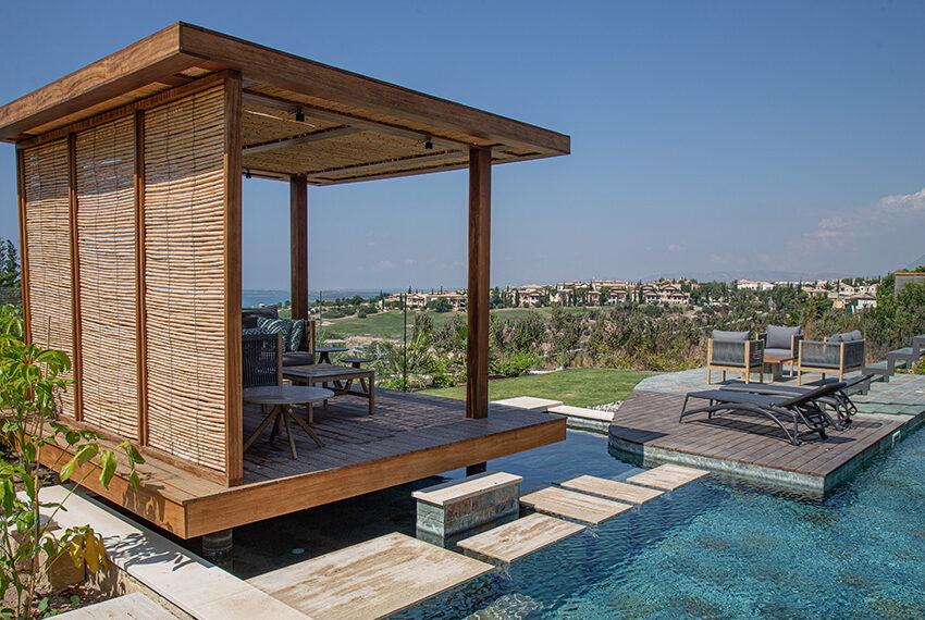 Luxury villa for sale with fantastic views Aphrodite hills resort Paphos_26