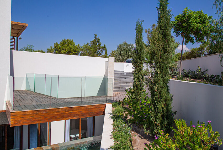 Luxury villa for sale with fantastic views Aphrodite hills resort Paphos_29