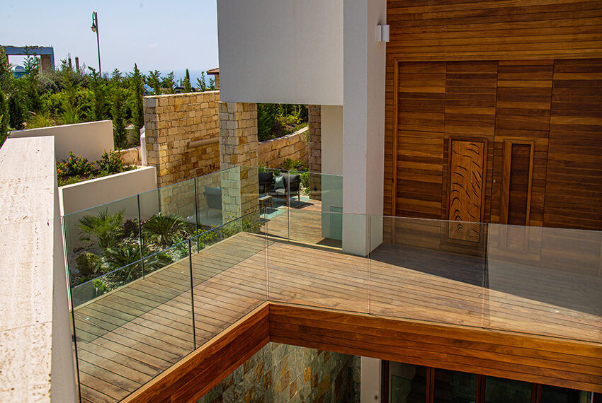 Luxury villa for sale with fantastic views Aphrodite hills resort Paphos_30