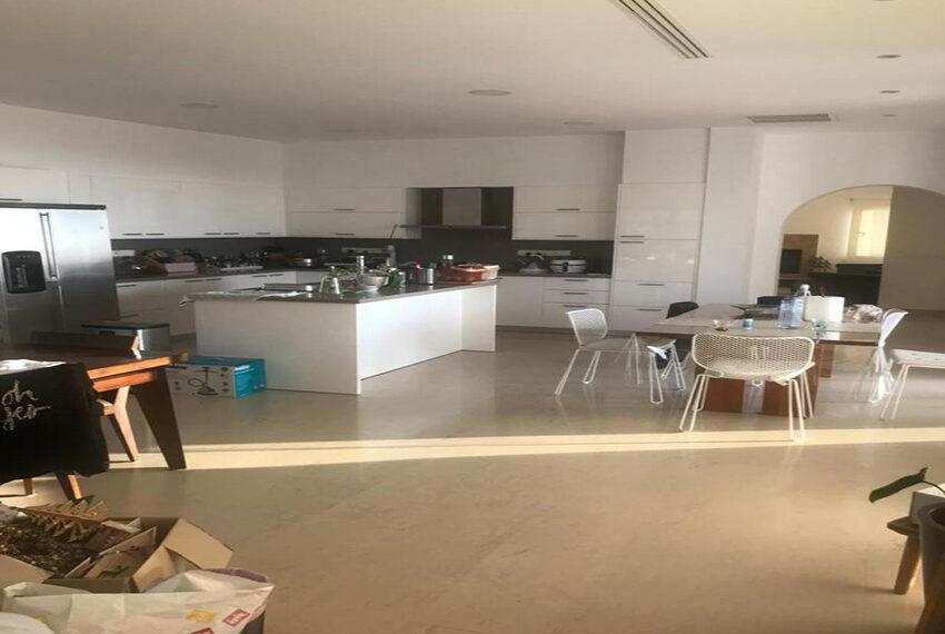 Spacious 6 bed villa for rent long term Mesogi Paphos_10