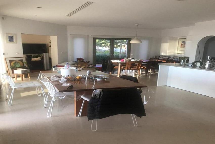 Spacious 6 bed villa for rent long term Mesogi Paphos_11