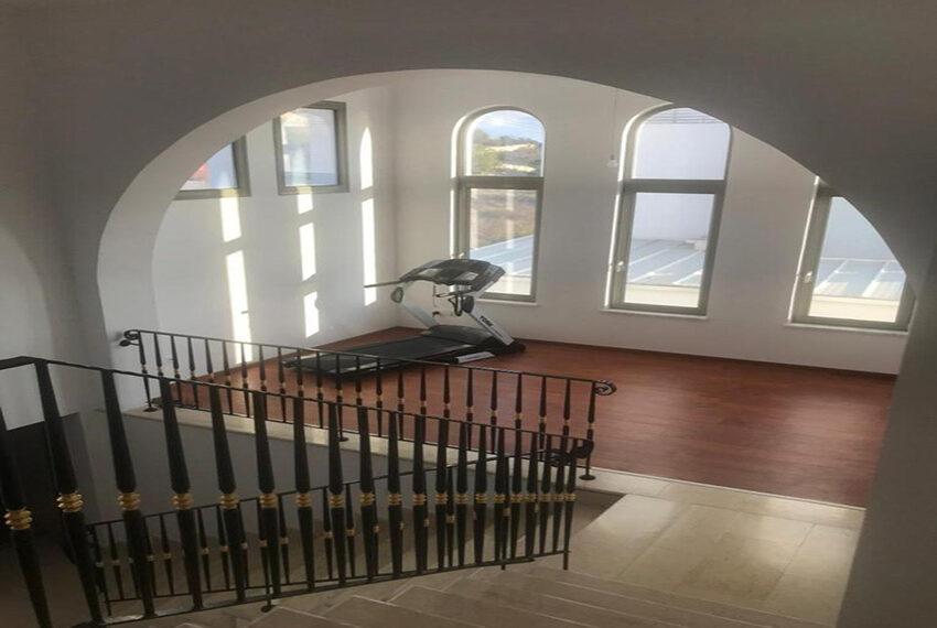 Spacious 6 bed villa for rent long term Mesogi Paphos_12