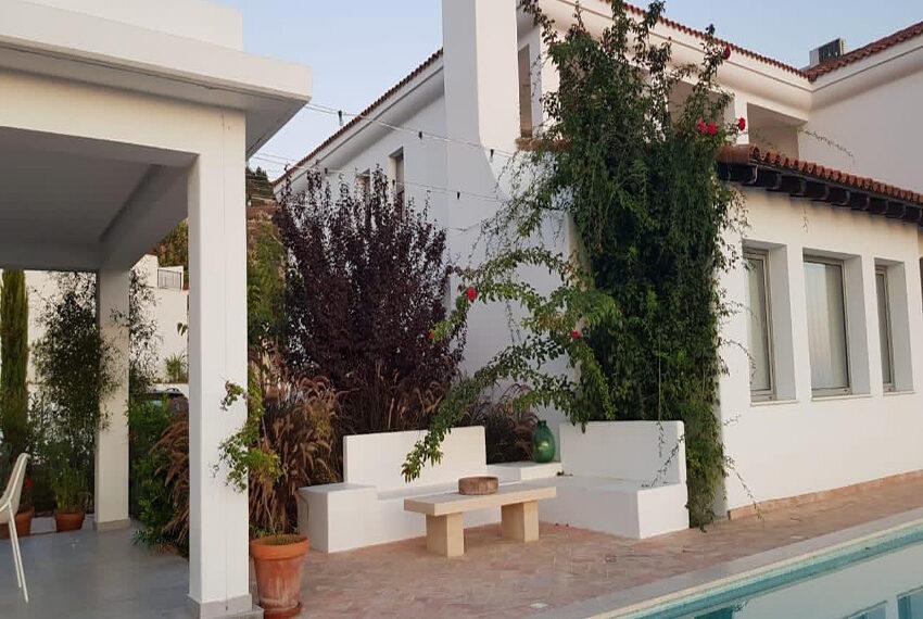 Spacious 6 bed villa for rent long term Mesogi Paphos_15