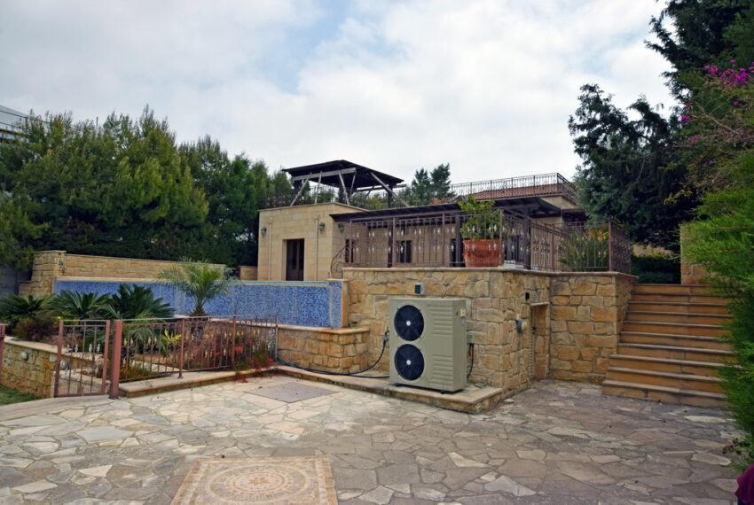 Aphrodite hills villas for sale with sea views and private pool_6