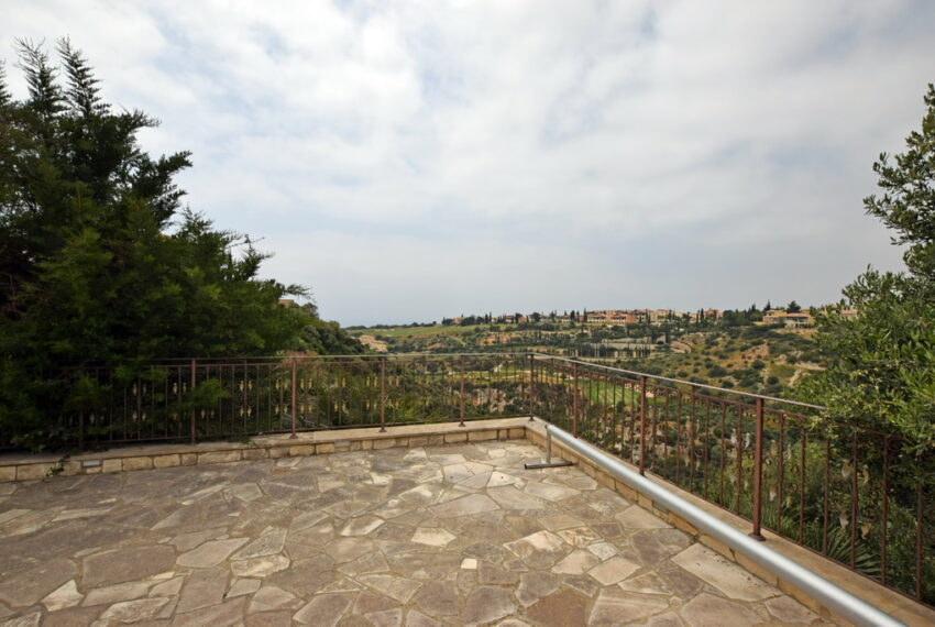 Aphrodite hills villas for sale with sea views and private pool_7