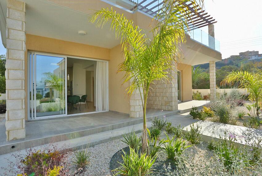 Permanent residency sea view villas for sale Chloraka Paphos_2