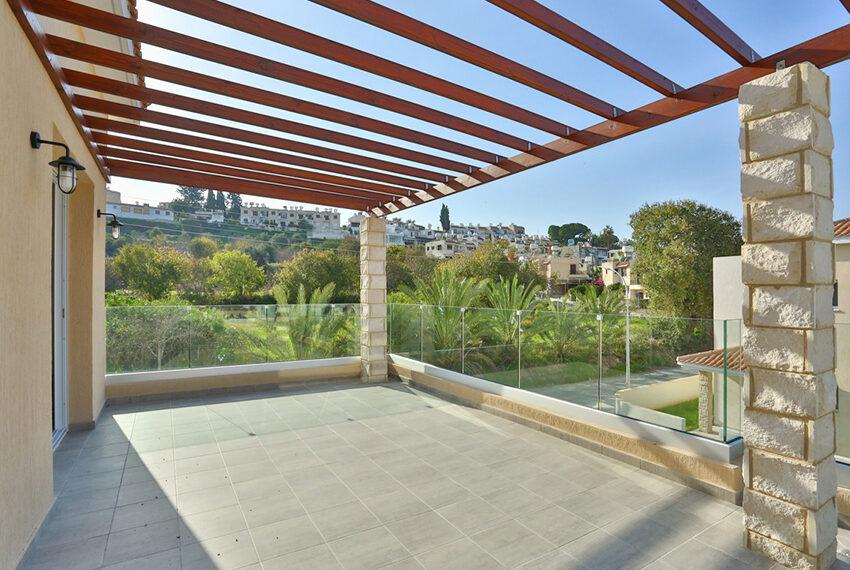 Permanent residency sea view villas for sale Chloraka Paphos_4