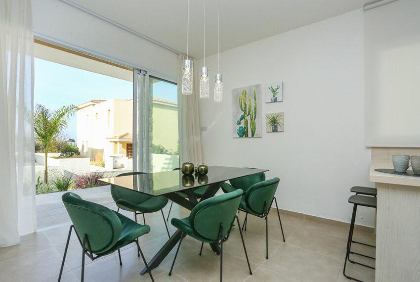 Permanent residency sea view villas for sale Chloraka Paphos_8