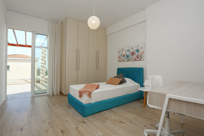 Permanent residency sea view villas for sale Chloraka Paphos_12