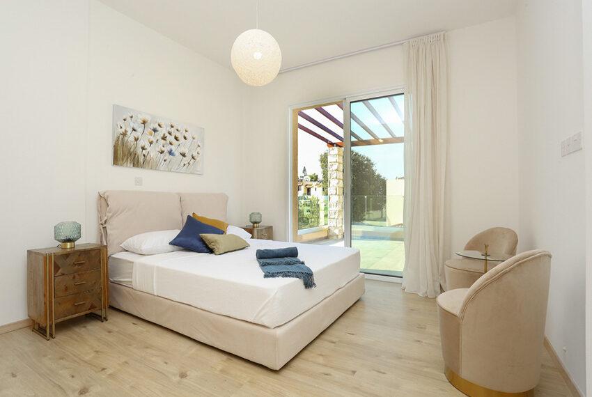 Permanent residency sea view villas for sale Chloraka Paphos_13