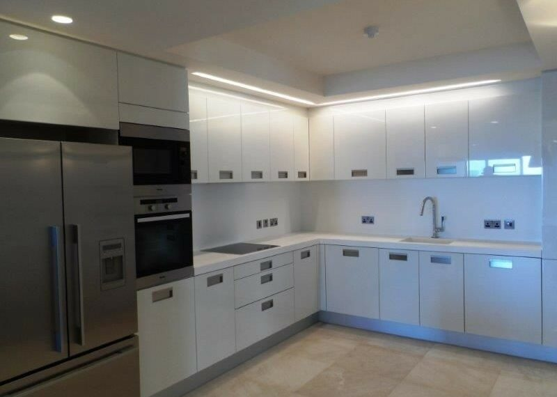 Modern beach front apartment for rent in Limassol_4