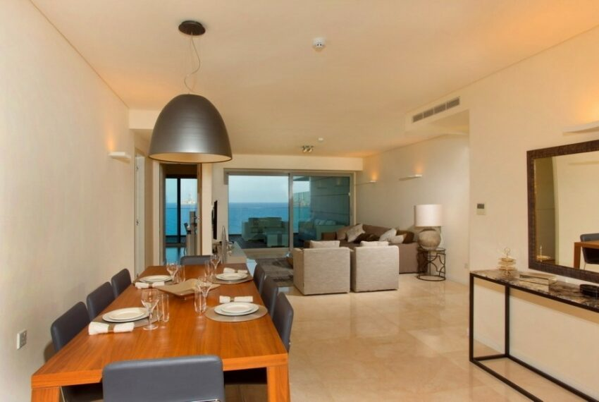 Modern beach front apartment for rent in Limassol_5