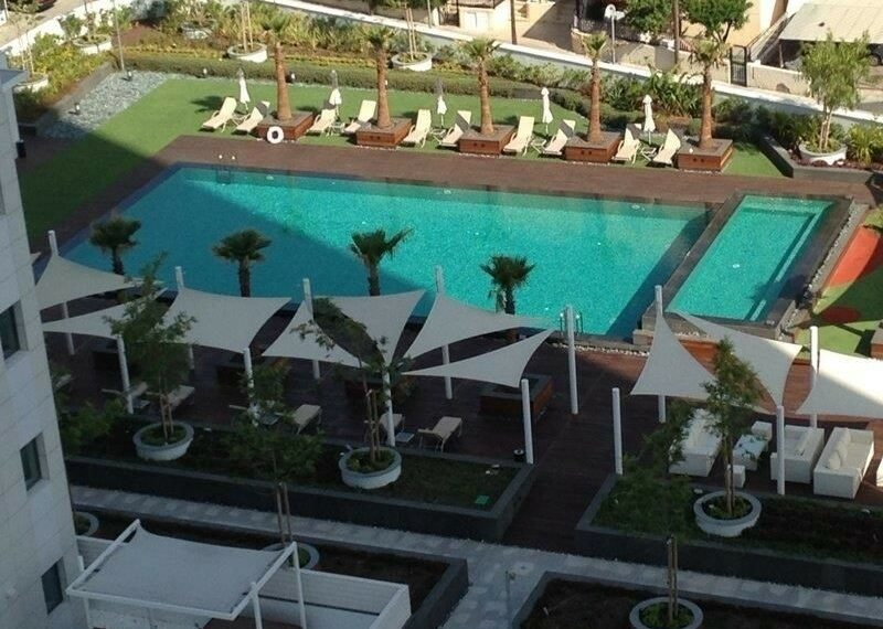 Modern beach front apartment for rent in Limassol_10