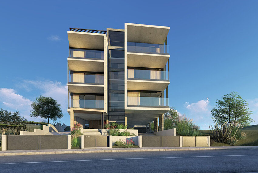 Brand new 3 bedroom apartments for sale in Limassol_1
