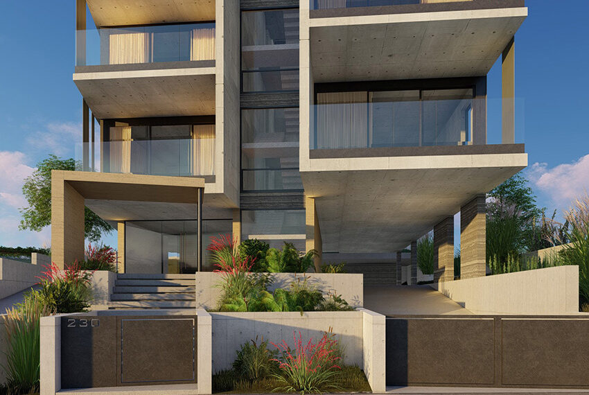 Brand new 3 bedroom apartments for sale in Limassol_3