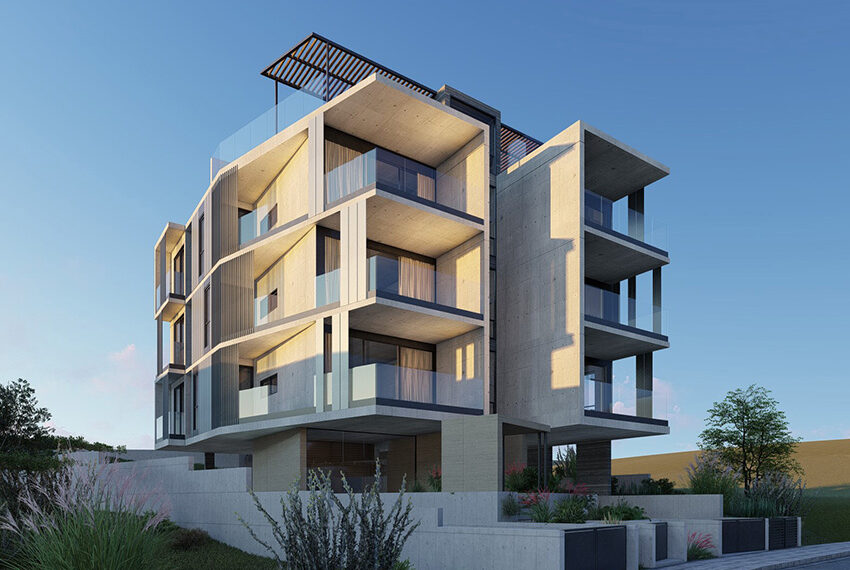 Brand new 3 bedroom apartments for sale in Limassol_4