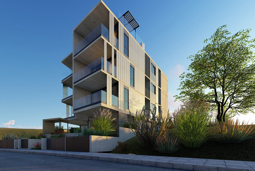Brand new 3 bedroom apartments for sale in Limassol_5