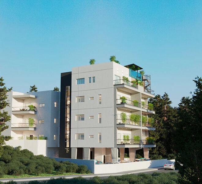 2 bedroom ground floor flat for sale Ayia Fyla Limassol