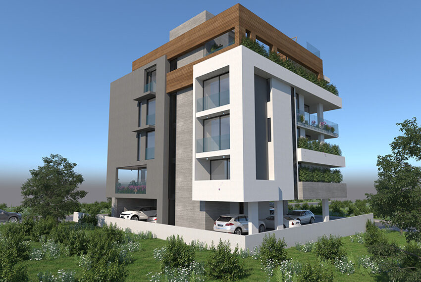 Luxury flats for sale in Limassol Cyprus_1