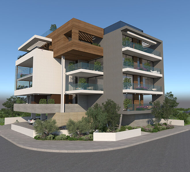Luxury flats for sale in Limassol Cyprus