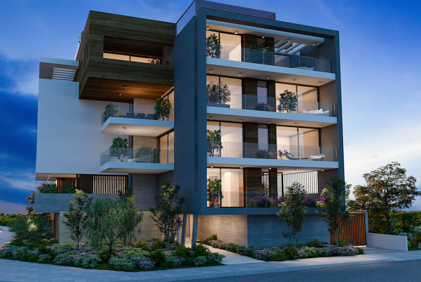 Luxury flats for sale in Limassol Cyprus_12