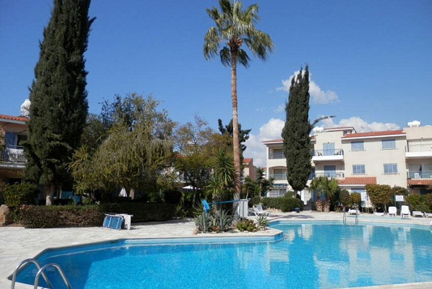 2 bedroom apartment for rent Paradise Gardens Paphos