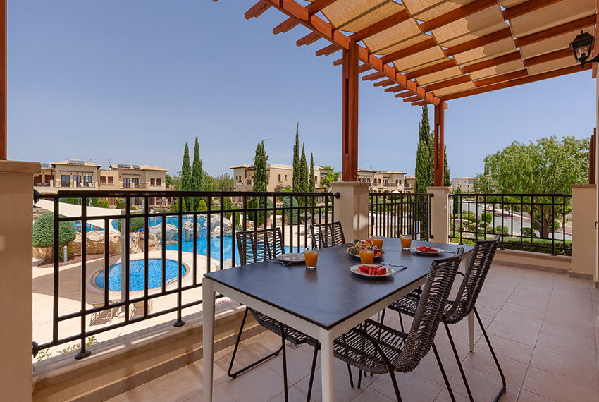 Aphrodite hills resort 2 bed apartment with communal pool_10