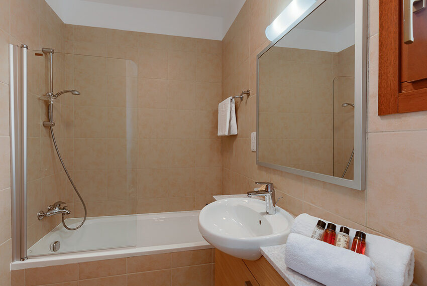 Aphrodite hills resort 2 bed apartment with communal pool_13