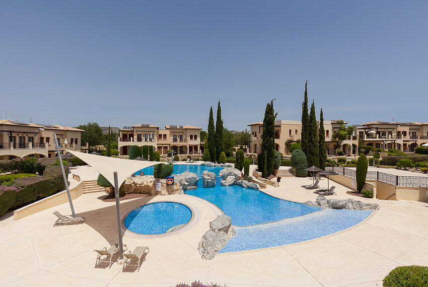 Aphrodite hills resort 2 bed apartment with communal pool_18