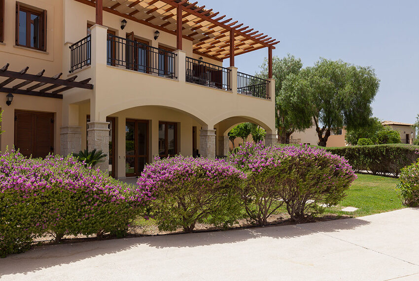 Aphrodite hills resort 2 bed apartment with communal pool_19