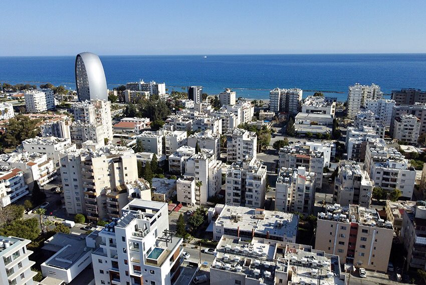 Neapolis Limassol 2 bedroom apartments for sale