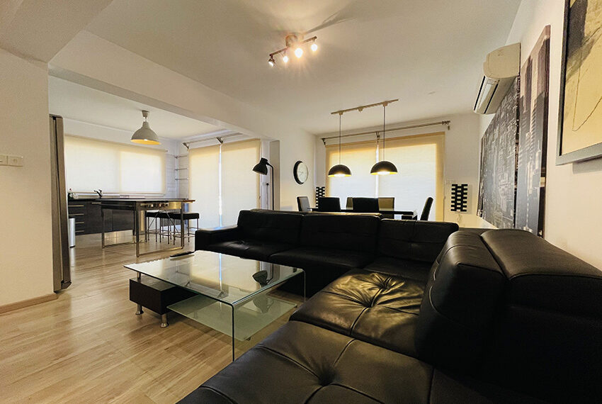 Spacious 3 bedroom penthouse for sale in Limassol_4