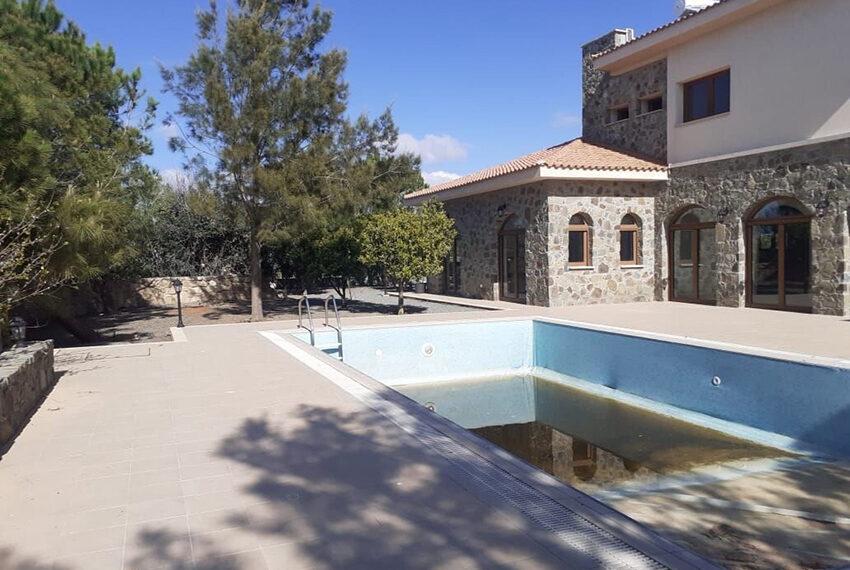 Luxury 5 bed vila for rent long term Kathikas village_12
