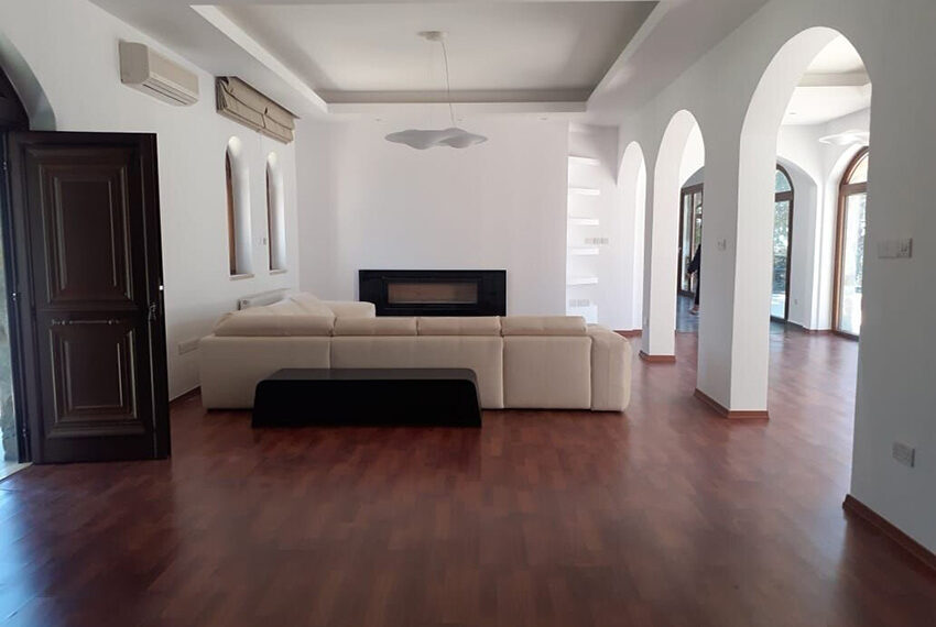 Luxury 5 bed vila for rent long term Kathikas village_14