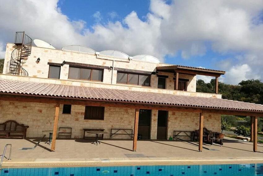 7 bedroom villa for rent long term in Kouklia Paphos_4