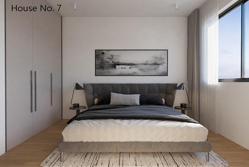 Brand new development of modern villas for sale Limassol_1