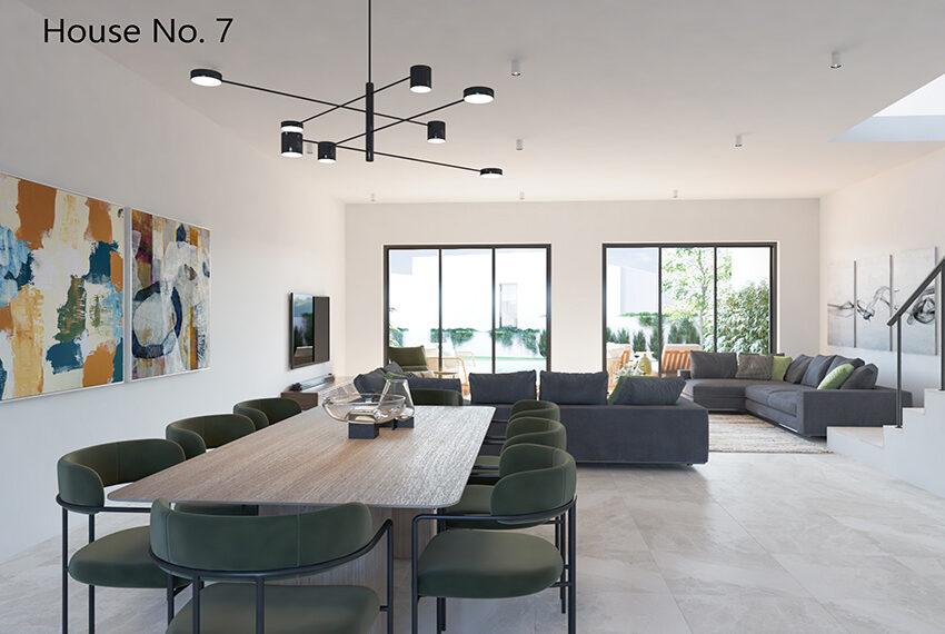 Brand new development of modern villas for sale Limassol_2