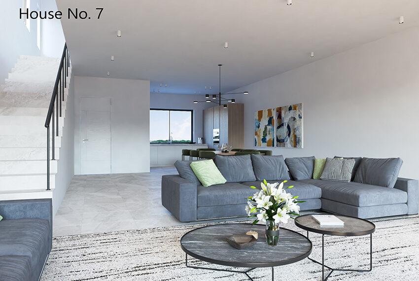 Brand new development of modern villas for sale Limassol_3