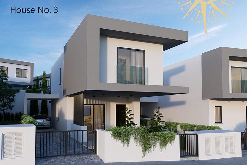 Brand new development of modern villas for sale Limassol_6