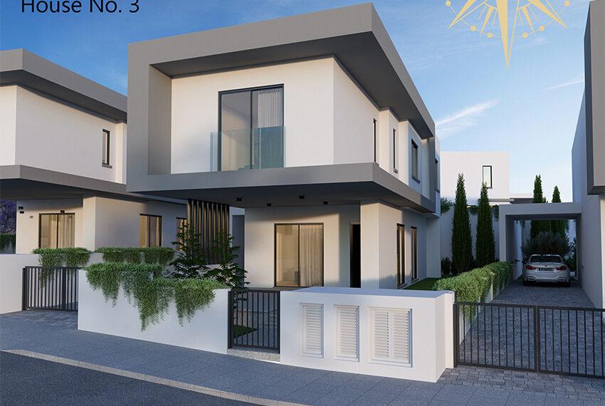 Brand new development of modern villas for sale Limassol_7