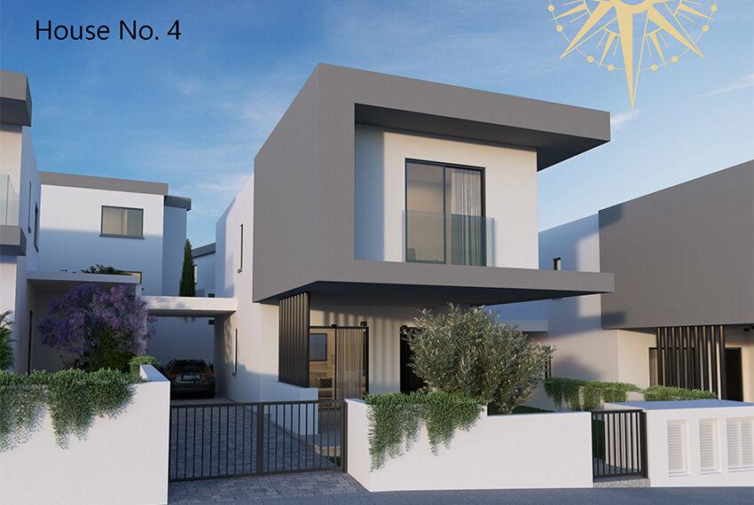 Brand new development of modern villas for sale Limassol_8