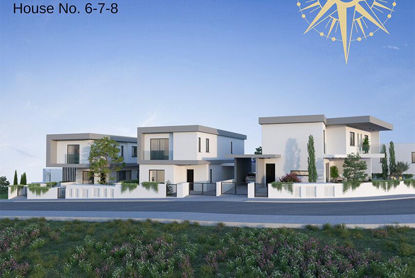 Brand new development of modern villas for sale Limassol_10