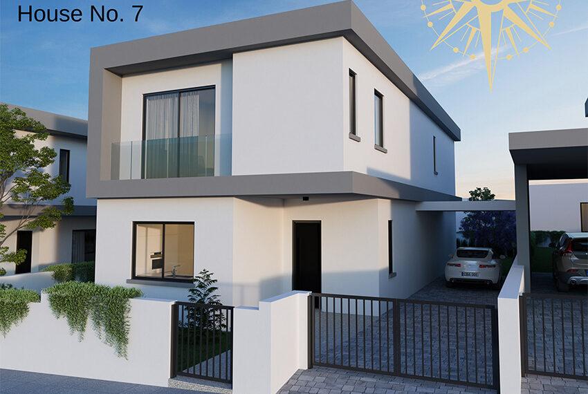 Brand new development of modern villas for sale Limassol_13