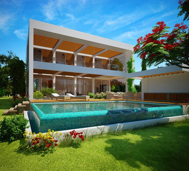 Luxury villa for sale off plan Venus Rock Golf Resort Cyprus_30