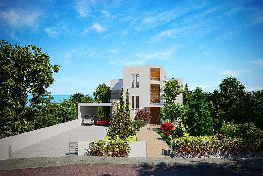 Luxury villa for sale off plan Venus Rock Golf Resort Cyprus_31